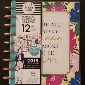 Classic Happy Planner 2019